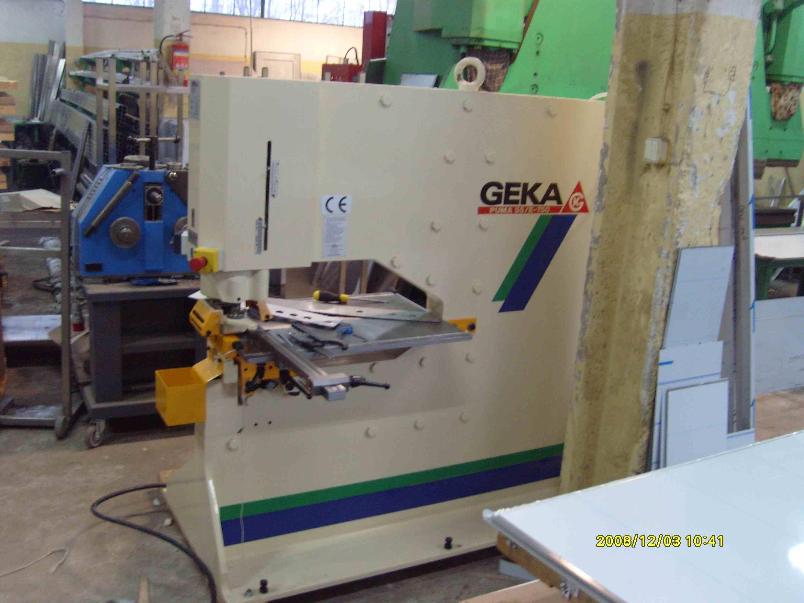 GEKA PUMA 55/750